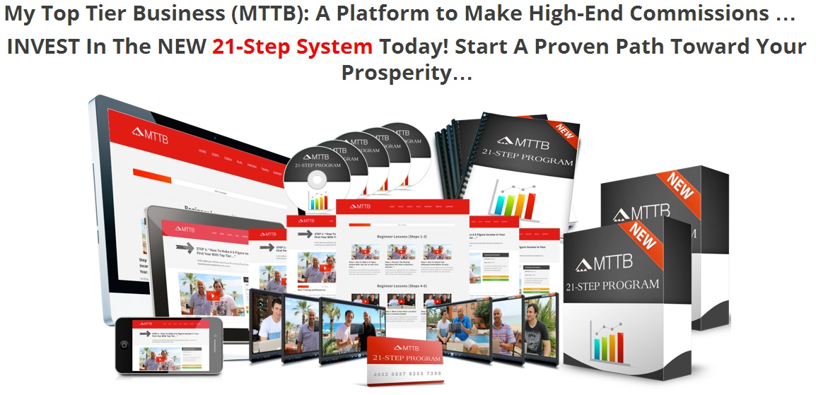 My top tier business review is mttb really free escape the 9 to 5