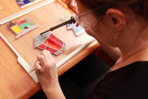 How to sell handmade items online stained glass