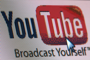 Brussels - March 13:  Youtube is launching A Collaborative a col