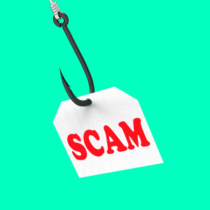 Scam On Hook Means Schemes Or Deceits