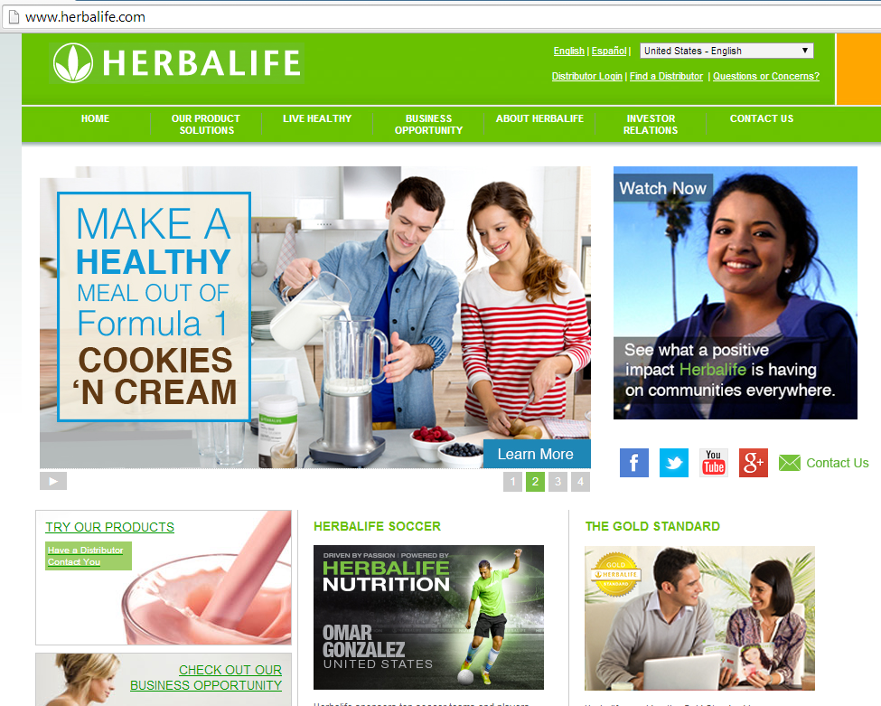 herbalife multi level marketing review