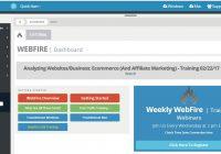 Webfire scam members area